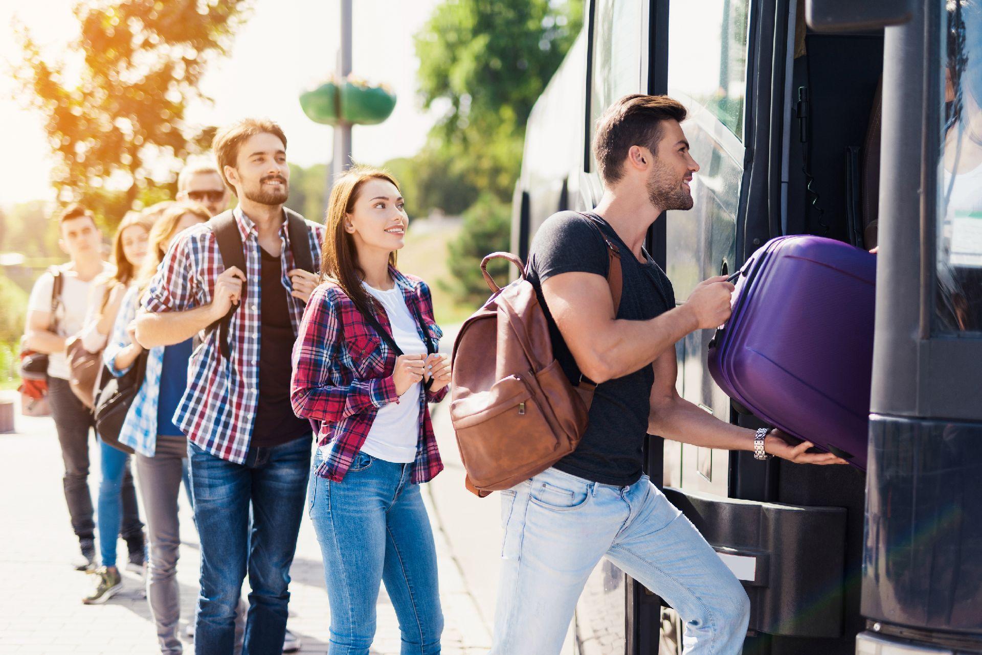 buszra szállás