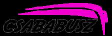 Csababusz Logo